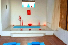 Secretchill- yoga room