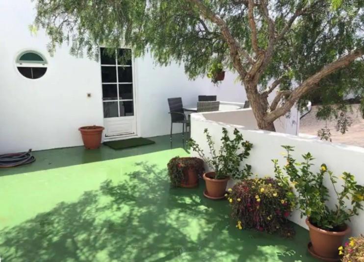 Refugium Famara terrace