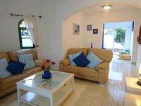 Holiday Villa in Playa Blanca living room
